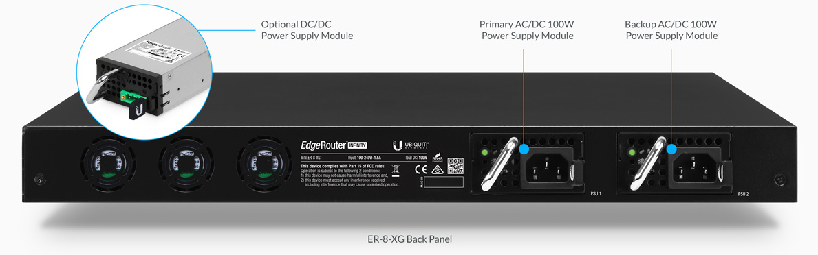 RPS-DC-100W-BR - Energia