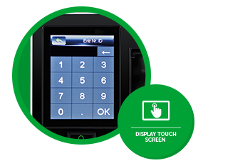 SS 420 - Display touch screen